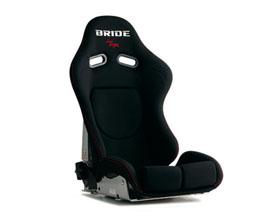 Bride STRADIA II Low Max Reclining Seat (Black)