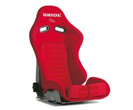 Bride STRADIA II Low Max Reclining Seat (Red Logo)
