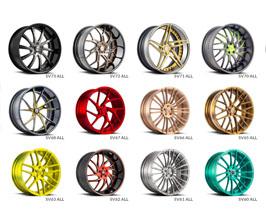 SAVINI Custom Built Forged 3-Piece Wheel