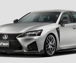 Lexus GSF 4